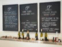 tasting room, 13th Street Winery