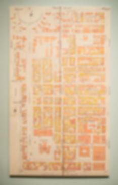map of The Ward, Ward 3, Toronto