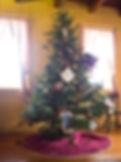 pioneer Christmas tree