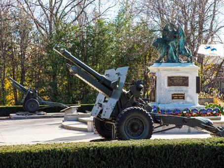 Georgetown Remembers its Veterans