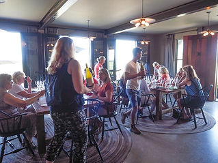 SATW Canadian Chapter FAM, Westcott Winery, Jordan, Ontario, Canada