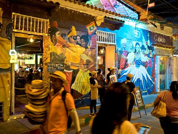 nght life. Getsemani, Cartagena, Colombia.jpg