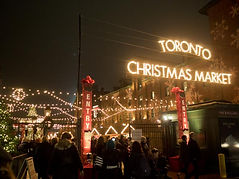Christmas Market, Toronto
