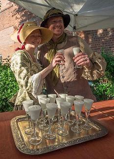 colonial drink, Washington PA