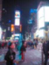 Times Square NY NY USA