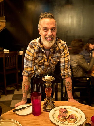 chef/owner RobGregorinni