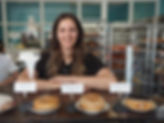 Taylor Book, owner of Beechwood Doughnuts