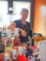 wine maker Sue-Ann Staff, Sue-Ann Staff Estate Winery, Jordan, Ontario, Canada