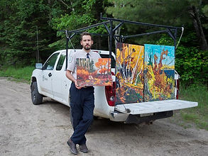 Tom Thomson painting reproductions
