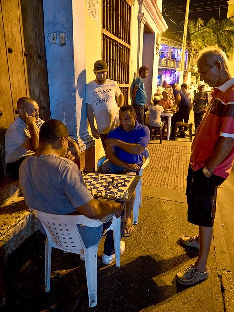 chess game, night life, getsemani, Cartagena, Colombia.jpg