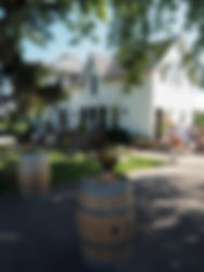 Sue-Ann Staff farmhouse, Sue-Ann Staff Estate Winery, Jordan, Ontario, Canada