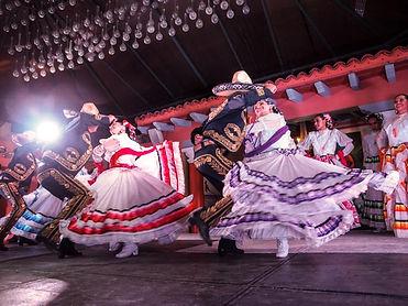 Folkloric dance, Puerto Vallarta, Jalisco, Mexico