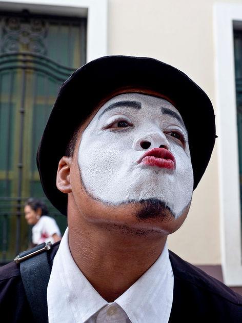 a mime gives a silent kiss.jpg