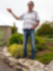 wine maker Rob Power, Creekside Winery, Jordan, Ontario, Canada