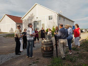 Creekside Winery, Jordan, Ontario, Canada