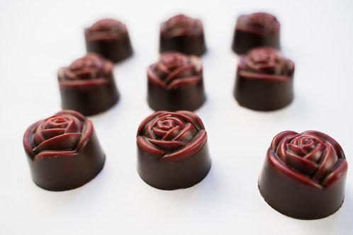 Les roses fruitées