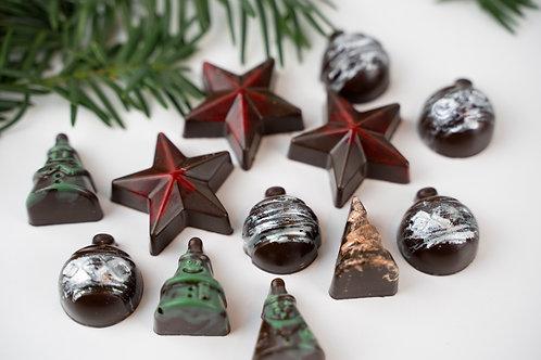 Les bouchées caramel