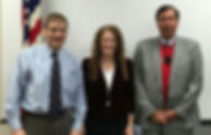 Linda Haycock with Congressman Jim Jordan