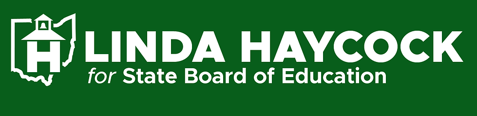 Elect Linda Haycock for Ohio State Board of Education