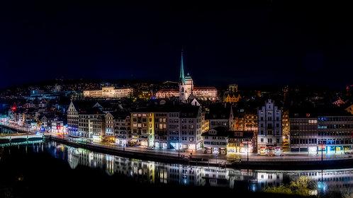 Zürich Niederdorf @ Night