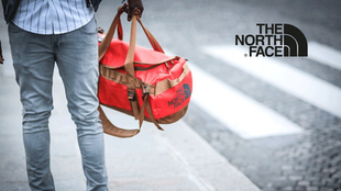 the north face - duffel bag