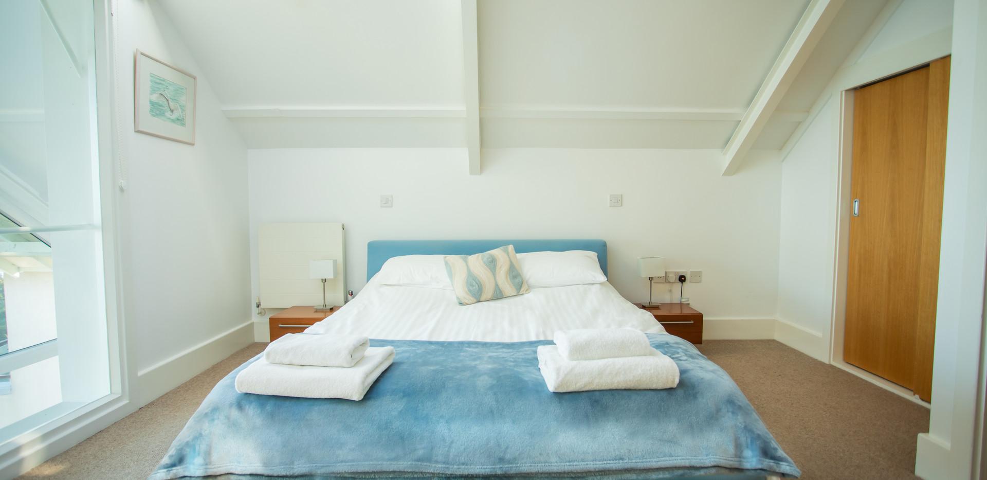 Sandpipers master bedroom