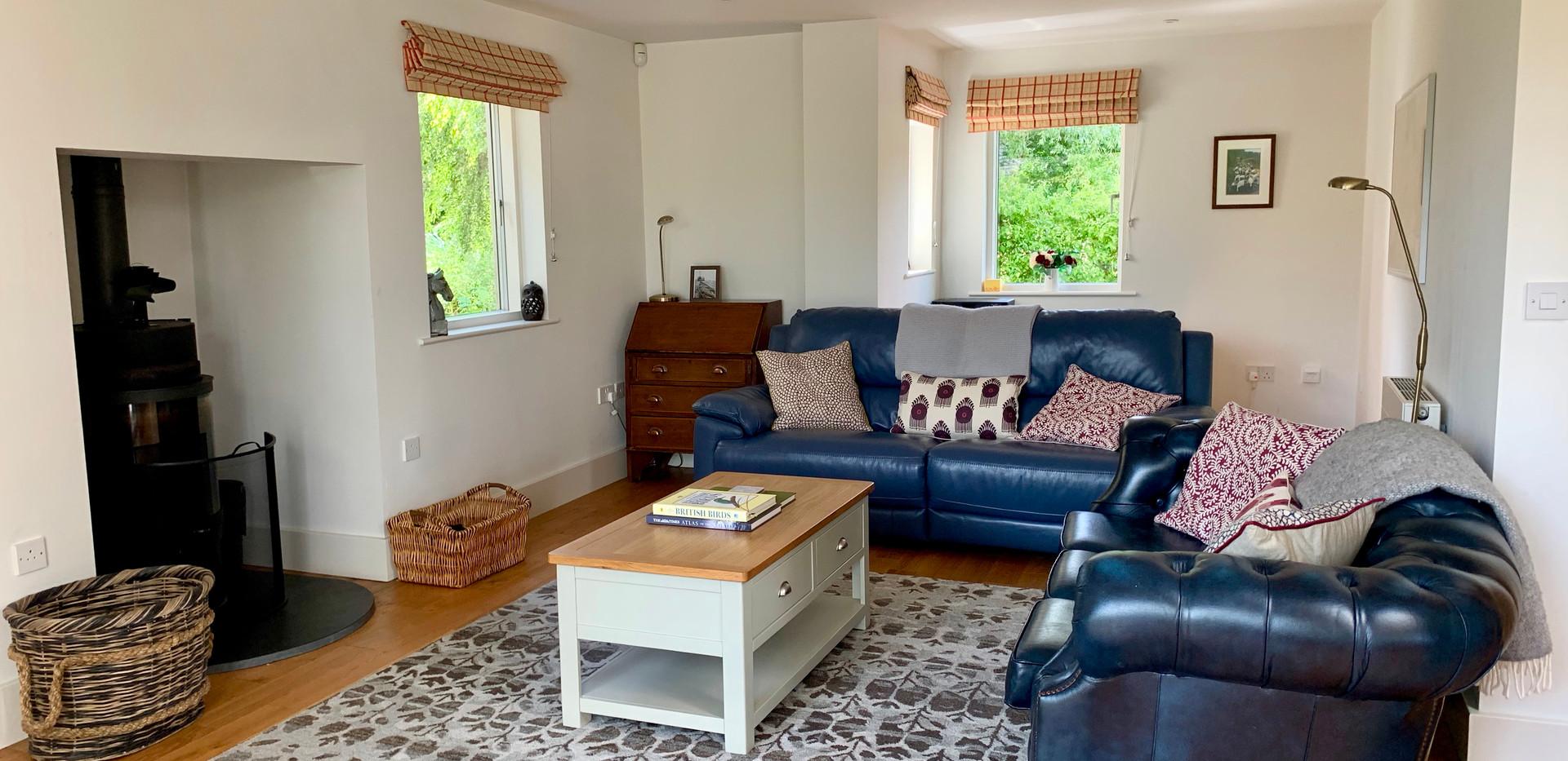 Dunnock House Living Room