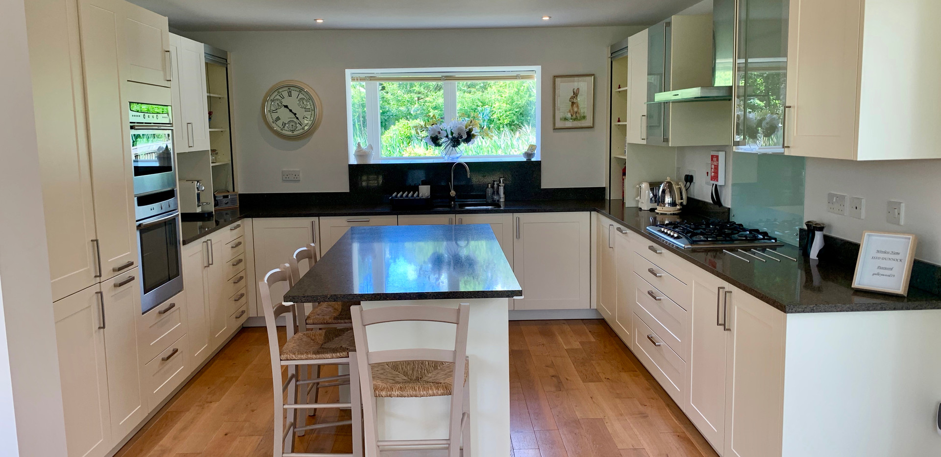 Dunnock House Kitchen