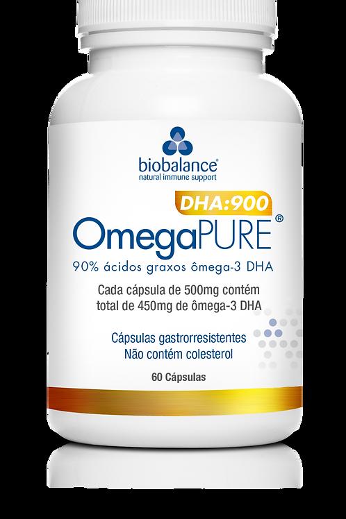 OmegaPURE DHA 60 cápsulas