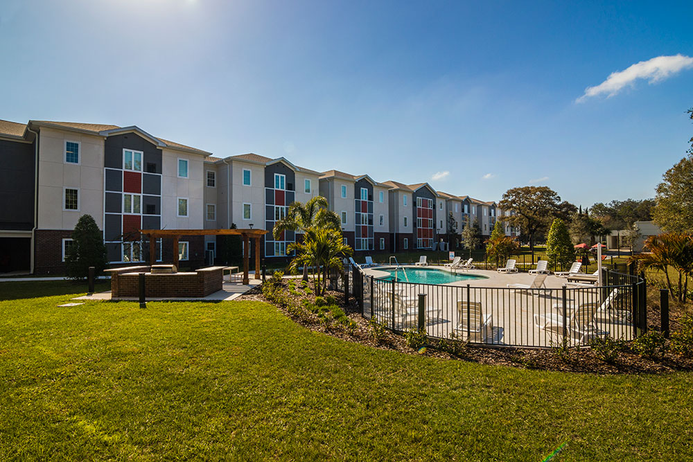 Newman USF Housing
