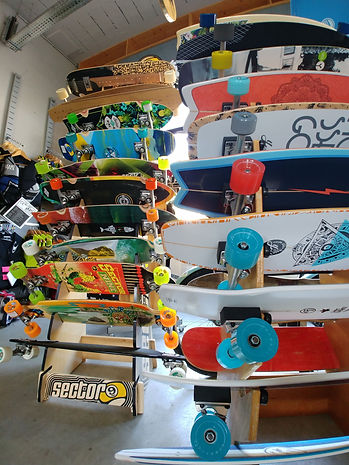 SURFIT,surfshop,boardshop,annecy,sports,glisse,skate,longboard,carving,carver,double,truck,bois,sector,nine,flying,wheels,slide,yow,arbor