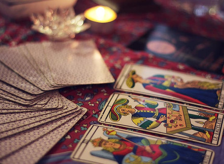 The Mystical World of Tarot Reading