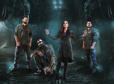Project Renegade: Interview with Marianna - 'Order of the Minus', Life in Music and Evanescence