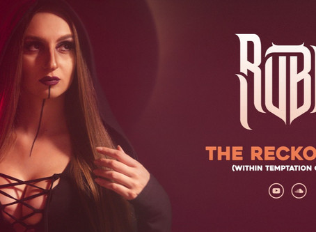 REVIEW: Ruby Bouzioti unleashes her metal goddess vocals upon Within Temptation's 'The Reckoning'