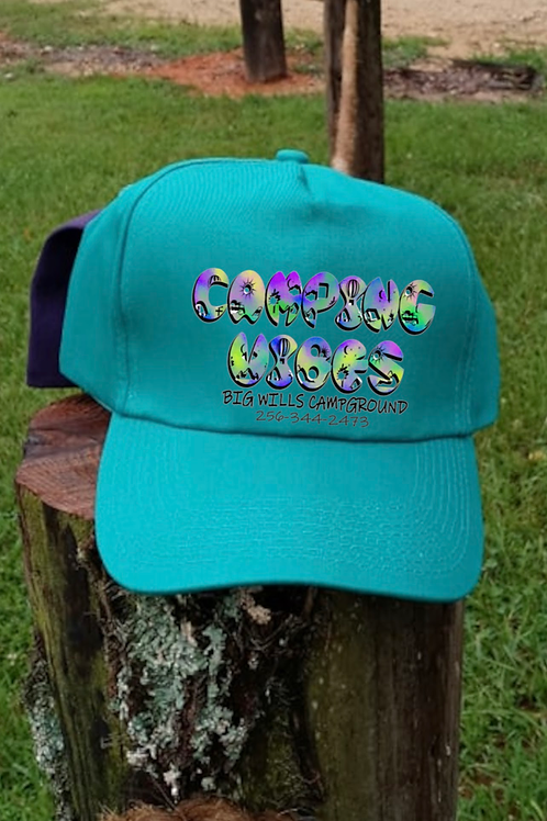 Camping Vibes Hat