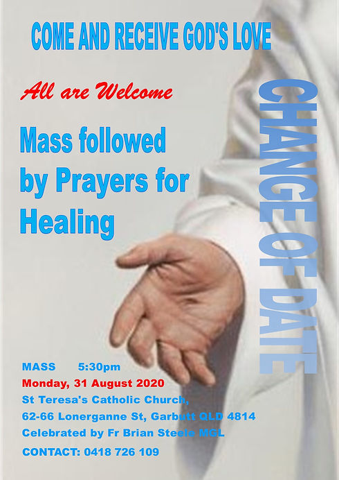 200831 FLYER_ST TERESA'S CHURCH HEALING