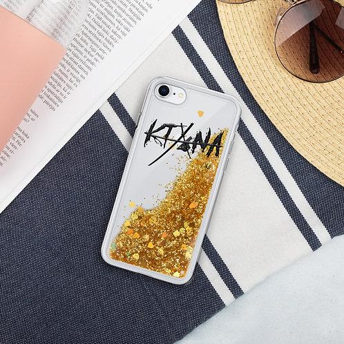 KTANA Liquid Glitter Phone Case
