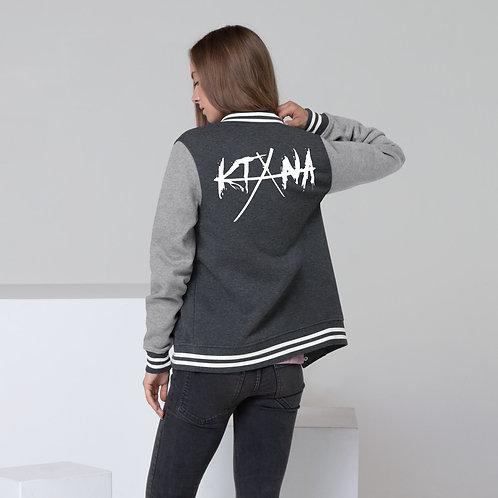KTANA Women's Letterman Jacket