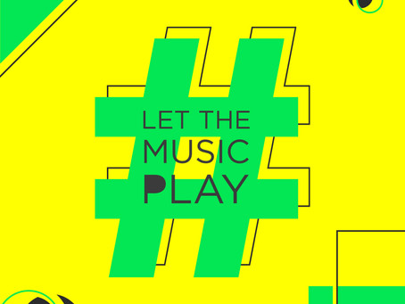 #let the music play