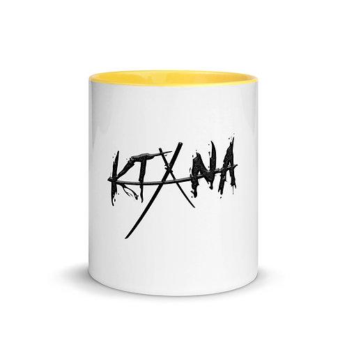KTANA Mug with Color Inside