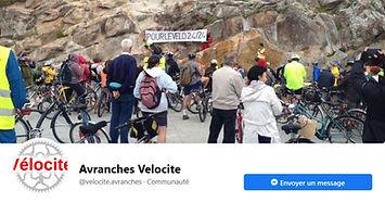 CycloBlaster/ Avranches quartier d'été/ Logistique vélo/rennes