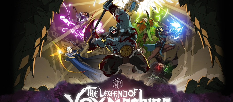 Critical Role: The Legend of Vox Machina - One of the Most Successful Kickstarters Ever