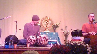Faking it with Krishna Das