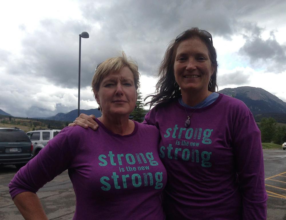 Fighting cancer together