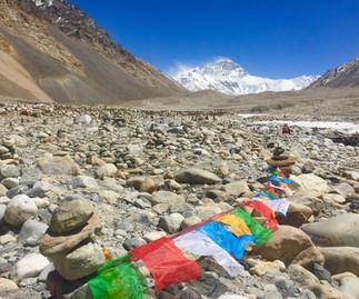 Bringing Kim to Everest