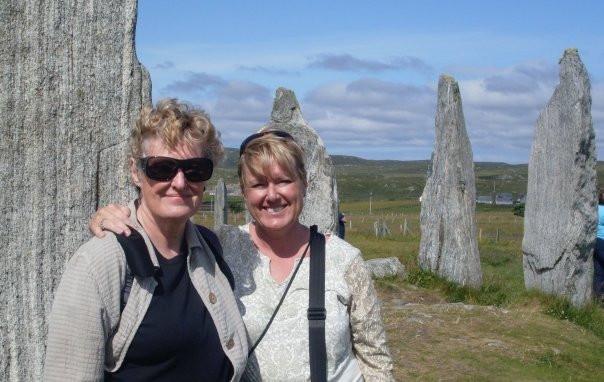 Calanish Standing Stone, Isle of Lewis, Hebredes, Scotland 2009