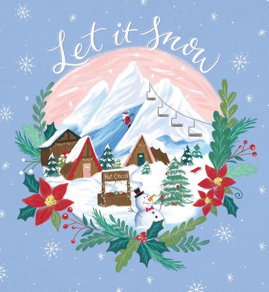 Let it Snow - Mountain