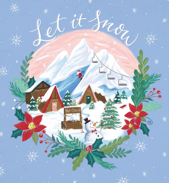 Let it Snow - Mountain