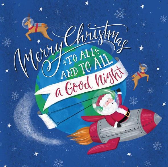 Merry Christmas World