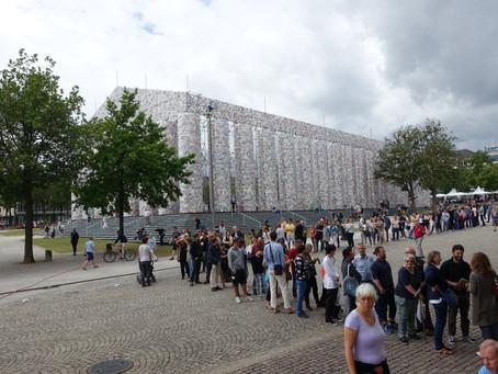 2017卡塞爾文件展 Documenta 14 。五年一度的藝術盛會